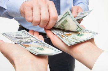 pagamento de dividendos
